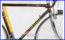 COLNAGO OVAL CX vintage racing bike 52 cm Campagnolo Super Record 50th