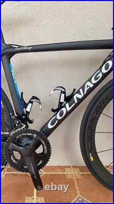 COLNAGO V2R Carbon Rennrad Campagnolo Record