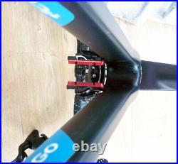COLNAGO V2R TEAM GAZPROM lightweight bike CAMPAGNOLO SUPER-RECORD EPS 12s 54s