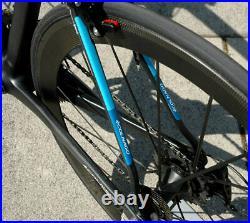 COLNAGO V2R lightweight bike TEAM GAZPROM Campagnolo RECORD 12s 50s=52/53