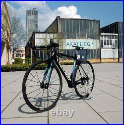 COLNAGO V2R lightweight bike TEAM GAZPROM Campagnolo SUPER-RECORD EPS 48s=50/52