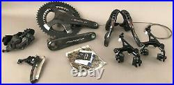 Campagnolo 12 Speed Road Bike Bicycle Groupset Super Record/Record Mix 6 Piece