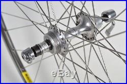 Campagnolo C-Record Bicycle Hubs Mavic Rims 700C Wheelset 36H Bike Wheels