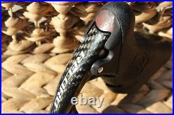 Campagnolo Record Ultra QS Carbon Limited Release 10 Speed Bicycle Left Shifter
