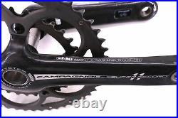 Campagnolo Super Record 11 Road Bike Crankset 172.5 mm 50/34 Double Ultra Torque
