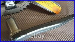 Campagnolo Super Record 11s Carbon Crankset Chainset 175mm Ultra Torque 50/34