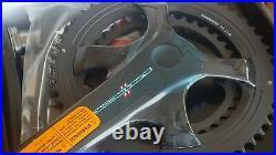 Campagnolo Super Record 11s Carbon Crankset Chainset 175mm Ultra Torque 52/36
