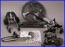 Campagnolo Super Record 12 Speed Road Bike Group Groupset 6 Pc 175mm Crankset