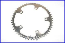 Campagnolo Super Record Bicycle Chainring Rossin Pantographed 144 BCD 52T NOS