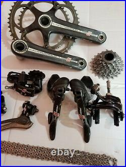 Campagnolo record carbon road bike groupset 11speed
