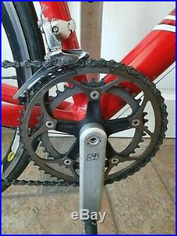 Cannondale Saeco SI Campagnolo Super Record 10 speed Team Cycling Bike Meier USA