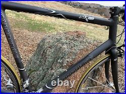 Cannondale Six13 Carbon Alloy Road Bike Campagnolo Record Mavic Ksyrium SL 60cm