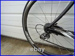 Cannondale Synapse SL Road Bike 56cm Carbon Fiber Campagnolo Record Zipp Wheels