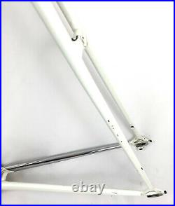Casati Lugged Steel Road Bike Frameset Made In Italy / Campagnolo C-Record HS