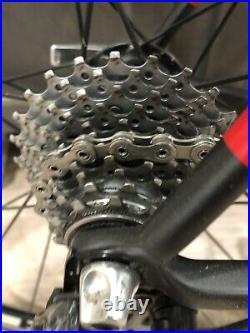Cervelo R5 56cm Full Carbon. Campagnolo Super Record Components. Road Bike