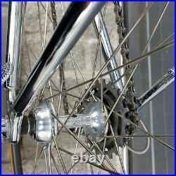 Chesini Precision Speciale Gold Rennrad RH 58 Campagnolo Super Record Road Bike
