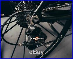 Cinelli Complete Carbon Road Bike Campagnolo Super Record 11 Speed Mavic