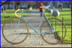 Cinelli Supercorsa Pista track bicycle Campagnolo C-record pista vintage size 54