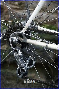 Cinelli sc 60s campagnolo gran sport record italian steel bike eroica vintage