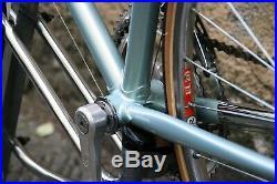 Cinelli sc supercorsa campagnolo super record italian steel bike eroica vintage