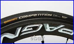 Cipollini NK1K Carbon Road Bike 54cm Campagnolo Super Record BoraUltra 50 CULT