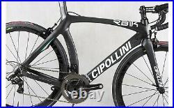 Cipollini RB1K (RB1000) full group Campagnolo Super Record 11s Ursus Miura TS47
