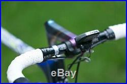 Colnago C35 Carbon fiber Campagnolo Record 10s. Size medium VGC vintage bicycle