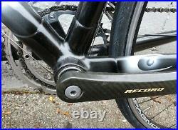 Colnago C40 Carbon Rennrad Roadbike RH 52cm Campagnolo Record Ferrari Tune