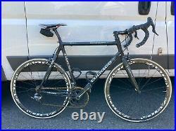 Colnago C50 59cmCarbon Fiber Road bike Campagnolo Record 11