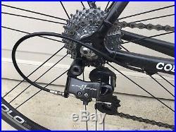 Colnago C59 Road Bike 55cm Campagnolo Super Record Euros Wheels