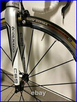 Colnago C59 size 48s Campagnolo Super record 11