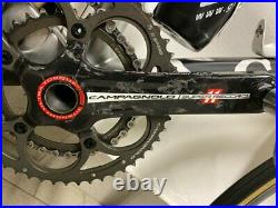 Colnago C59 size 48s Campagnolo Super record 11 without wheels