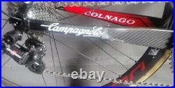 Colnago C60 UAE Team Campagnolo Super Record EPS Campagnolo Bora Ultra