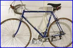 Colnago COLNER Campagnolo record Columbus 27,2 bici corsa eroica vintage