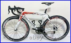 Colnago CX-1 Carbon 48s (53cm) Campagnolo Record 11 Spd Bullet Ultra Road Bike