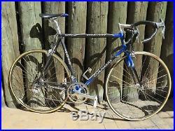 Colnago Carbitubo Vintage Bike Campagnolo Record 8 Speed 57cm c-c 3TTT Bicycle