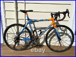 Colnago EPS Limited GEO 52sloping (55, 56cm) Campagnolo S. Record 100 mile