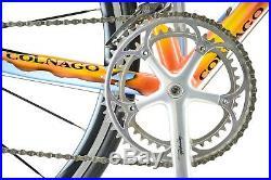 Colnago GEO Road Bike 52 cm Campagnolo all Record Carbon Columbus Airplane Mavic