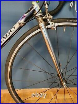 Colnago MASTER OLYMPIC campagnolo RECORD titanium FERRARI sad without wheelset
