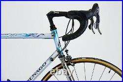 Colnago Master Light Competition Bike 60cm 11 Speed Campagnolo Super Record