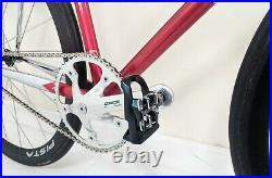 Colnago Master Pista Saronni (53cm X 50cm) Track Bike Campagnolo Record Pista