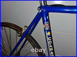 Colnago Master team Buckler Campagnolo old vintage bike eroica record steel