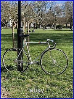 Colnago Mexico Pista Track Bike Bicycle Campagnolo Record Bike NJS Frame Framset