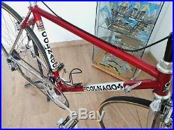 Colnago Mexico Saronni Red Campagnolo Super Record S/XS 48 cm (50 cm)