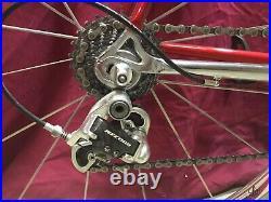 Colnago Nuovo Mexico 55cm Road Bike Campagnolo Record 10s Vento Wheels withExtras