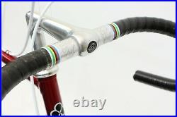 Colnago Nuovo Mexico Campagnolo Record italy vintage steel bike size 57 cm