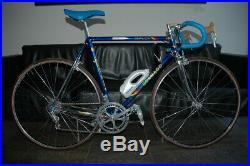 Colnago Oval CX 1982 Campagnolo 50th Anniversary Record Amazing Road Bike
