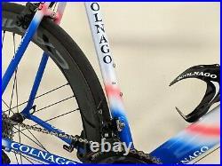 Colnago Oval Master Titanio Campagnolo Super Record 12 Spd Bora 6Al/4V Titanium