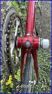 Colnago Rennrad Super Record Campagnolo Road Bike