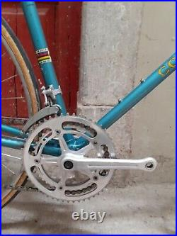 Colnago Sport steel Vintage Bike Campagnolo Nuovo Record 3ttt